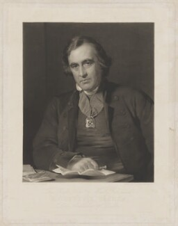 Richard Chenevix Trench, by John Richardson Jackson, published by  Paul and Dominic Colnaghi, Scott & Co, after  George Richmond - NPG D39283