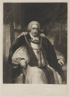 Brownlow North, by and published by Samuel William Reynolds, after  Henry Howard - NPG D38768