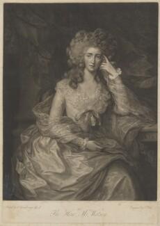 Mary Elizabeth Montresor when the Hon. Mrs Watson, by Thomas Park, after  Thomas Gainsborough - NPG D38924