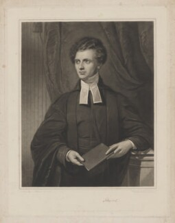 Daniel Moore, by and published by William Overend Geller, after  Thomas Clement Thompson - NPG D38932