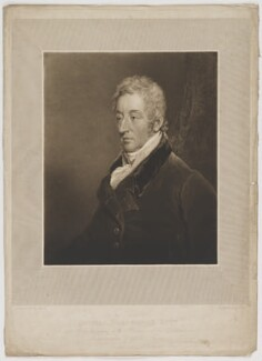 Thomas Northmore, by Charles Turner, published by  James Taylor, after  William Brockedon, circa 1818 - NPG D38788 - © National Portrait Gallery, London