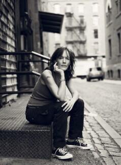 Zoë Heller, by Jason Bell, 9 November 2009 - NPG x134057 - © Jason Bell