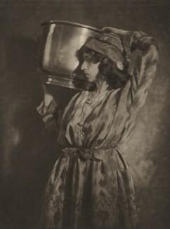 Sophie Fedorova in 'Prince Igor', by E.O. Hoppé - NPG x134204