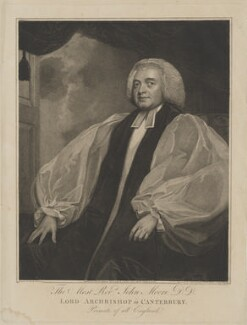 John Moore, by and published by John Jones, after  George Romney - NPG D38938