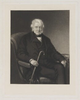 George Percy, 5th Duke of Northumberland, by Samuel Bellin, after  J. Sydney Willis Hodges - NPG D39312