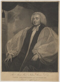 John Moore, by and published by John Jones, after  George Romney - NPG D38939