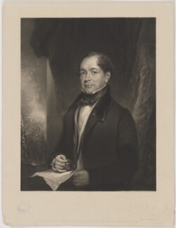 Thomas Moore, by and published by George Raphael Ward, printed by  Dixon & Ross, published by and after  George Francis Mulvany - NPG D38946