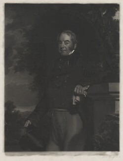 George Tritton, by William Say, after  Sir Thomas Lawrence - NPG D39402