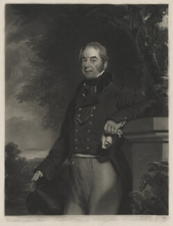 George Tritton, by William Say, after  Sir Thomas Lawrence - NPG D39404