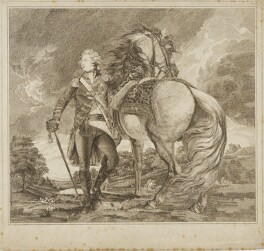 King George IV, by Francis Haward, after  Sir Joshua Reynolds - NPG D10981