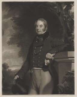 George Tritton, by William Say, after  Sir Thomas Lawrence - NPG D39405