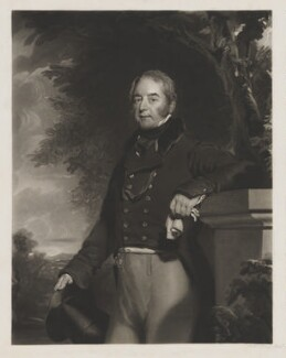 George Tritton, by William Say, after  Sir Thomas Lawrence - NPG D39406