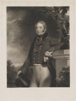 George Tritton, by William Say, after  Sir Thomas Lawrence - NPG D39408