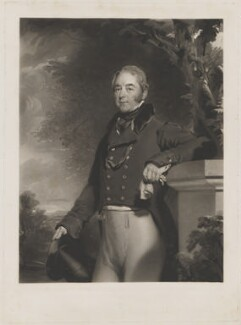 George Tritton, by William Say, after  Sir Thomas Lawrence - NPG D39409