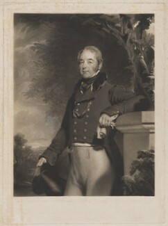 George Tritton, by William Say, after  Sir Thomas Lawrence - NPG D39411