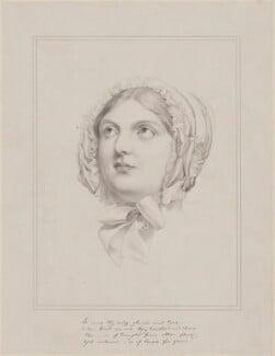 Mrs Arkwright, by Richard James Lane, after  Sir George Hayter, 1849 - NPG D38952 - © National Portrait Gallery, London