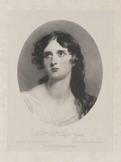 Anne Lucy Poulett, Lady Nugent, by Richard James Lane, printed by  Charles Joseph Hullmandel, published by  Joseph Dickinson, after  Sir Thomas Lawrence - NPG D39335