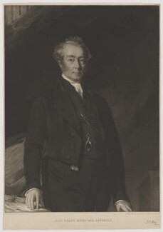 John Shank More, by William Bonnar, and by  Thomas Bonnar, printed by  William Wilding - NPG D38958