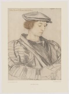 John More, after Hans Holbein the Younger - NPG D38962