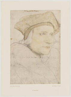 Sir Thomas More, after Hans Holbein the Younger - NPG D39001