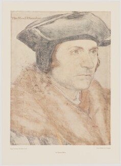 Sir Thomas More, after Hans Holbein the Younger - NPG D39002