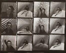 Bridget Riley, by Ida Kar, 1963 - NPG x134209 - © National Portrait Gallery, London