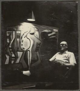 Le Corbusier, by Ida Kar - NPG Ax134269