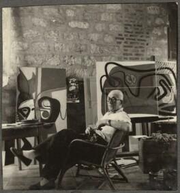Le Corbusier, by Ida Kar - NPG Ax134271