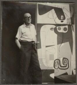 Le Corbusier, by Ida Kar - NPG Ax134272