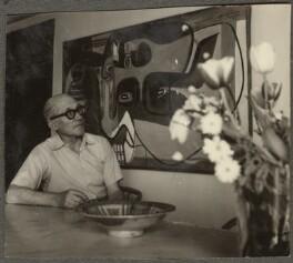 Le Corbusier, by Ida Kar - NPG Ax134273