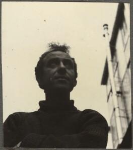 Constantine ('Costas') Andreou, by Ida Kar, 1954 - NPG Ax134295 - © National Portrait Gallery, London