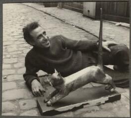 Constantine ('Costas') Andreou, by Ida Kar, 1954 - NPG Ax134296 - © National Portrait Gallery, London