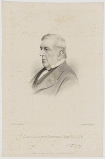 John Jolliffe Tufnell, published by C.W. Walton & Co, after  Charles William Walton - NPG D39416