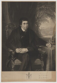 George Morison, by Robert Moore Hodgetts, printed by  Brooker & Harrison, after  James Giles - NPG D39031