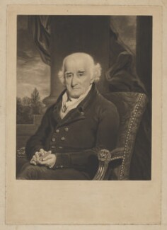 Thomas Morison, by William Ward, after  William Nicholson - NPG D39032