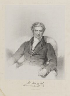 James Morrah, printed by M & N Hanhart - NPG D39044