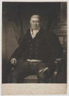 Robert Morris, by William Say, published by  Washbourn & Son, after  Archer James Oliver - NPG D39046