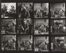 Georges Braque, by Ida Kar - NPG x134337