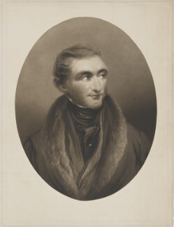 Joseph Mallord William Turner, by Charles Wentworth Wass, after  John Linnell - NPG D39434