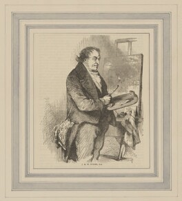 J.M.W. Turner, after Sir John Gilbert - NPG D39436