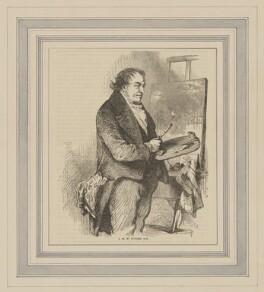 Joseph Mallord William Turner, after Sir John Gilbert - NPG D39436