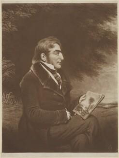 Joseph Mallord William Turner, after Charles Turner - NPG D39444