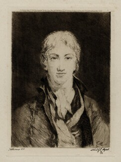 J.M.W. Turner, by Simeon Myers, published by  Raphael Tuck & Sons, after  J.M.W. Turner - NPG D39447