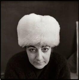 Ida Kar, by Ida Kar, 1962 - NPG x134334 - © National Portrait Gallery, London
