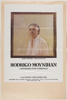 Rodrigo Moynihan, after Rodrigo Moynihan - NPG D39078