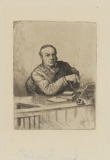 James Muirhead, by William Brassey Hole - NPG D39083