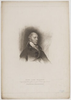 Henry Phipps, Viscount Normanby and Earl of Mulgrave, by Henry Meyer, published by  T. Cadell & W. Davies, after  John Jackson - NPG D39084