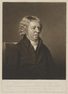 Horatio Walpole, 1st Earl of Orford, by Charles Turner, published by  Robert Cribb, after  Henry Walton - NPG D39371