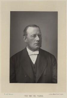 Edmond Warre, by W. & D. Downey, published by  Cassell & Company, Ltd - NPG x27278