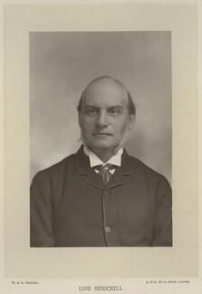 Farrer Herschell, 1st Baron Herschell, by W. & D. Downey, published by  Cassell & Company, Ltd - NPG x18426